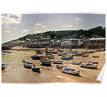 Mousehole, Cornwall Poster