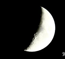 Moon by buttonphoto