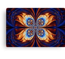 Fancy Butterfly Canvas Print