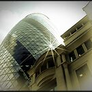 Amazing London - THE GHERKIN - (UK) by Daniela Cifarelli