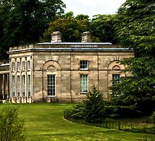 Attingham Park Mansion by Matt Sillence
