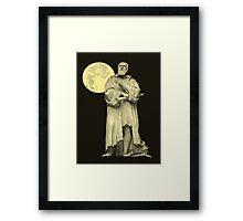 Galileo Galilei Framed Print