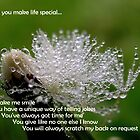 5 Ways You Make Life Special by Deanna Roberts Think in Pictures