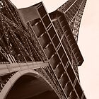 eiffel tower by DKphotoart