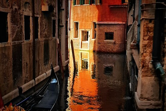 I Dream of Venice by Barbara  Brown
