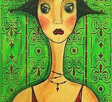 whats up wanda by Barbara Cannon  ART.. AKA Barbieville
