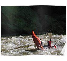 Kayaking Poster