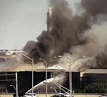 September 11th 2001 - The Pentagon Washington D.C by Matsumoto