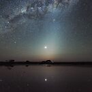 Zodiacal Light by Alex Cherney