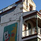 Still Boxing On - Fremantle by sparkographic