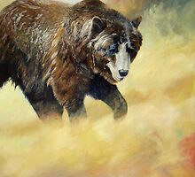 Grizz by Will Vandenberg