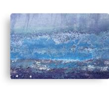Ocean Spray  - JUSTART © Canvas Print