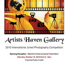 2ND ANNUAL - 2010 INTERNATIONAL JURIED PHOTOGRAPHY COMPETITION by artistshaven