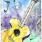 Guitar Notes by Bart Castle