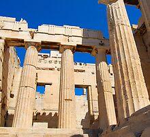 Acropolis of Athens 2, UNESCO World Heritage Site by inglesina