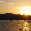 Marmaris at Sunset by inglesina