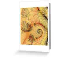 PONG4-A Prehistoric Autumn Tweak 2 autumngirl + Parameter Greeting Card