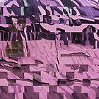 Violet reflection by dominiquelandau