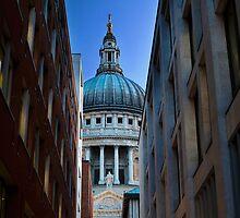 St. Paul's Gap by Andy Freer