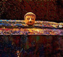 Buddha emerging.... by vesa50
