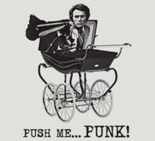 Push Me... Punk! by Brother Adam