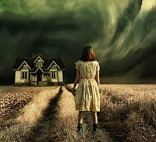 The Storm At Home by Mindy McGregor