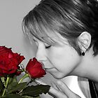 Scent of Red Roses by Linda More