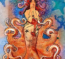 Cephalod Girl by Aimee Stewart