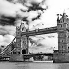 Tower Bridge by Stanley Tjhie