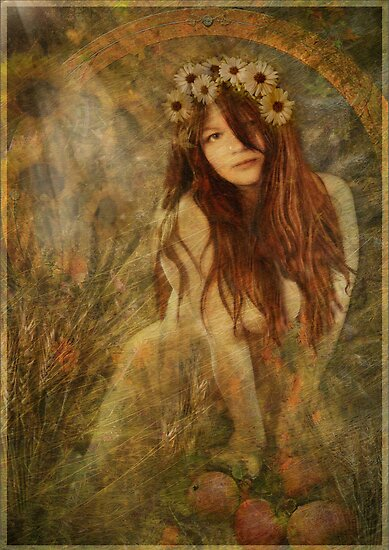 Virgo by Angie Latham