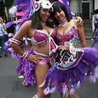 Girls Celabrate Carnival! by soulfingerclive