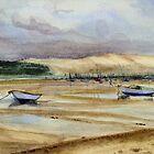 Dune de Pilat from Cap Ferret by DExWORKS