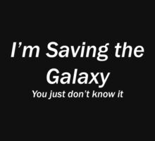 Do YOU save the galaxy? by EclipsedSoul