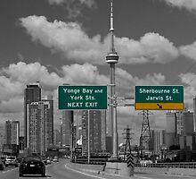 Gardiner Signs by saBEE
