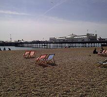 Brighton Pier by mattupchuck