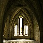 Abbey Arches by Loren Goldenberg-Kosbab