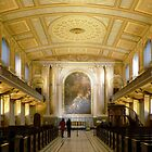 The Chapel, Royal Naval College, Greenwich by TheWalkerTouch