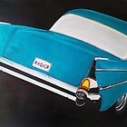 1957 Bel Air by gaylecaldwell88