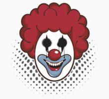 I've got Coulrophobia you clown! by Naf4d
