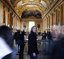 The Louvre by Gemma  Williams