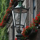 gas lamp by DKphotoart