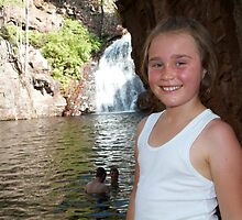Yoli at Florence Falls by styles