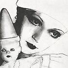 Dolls by artymelanie