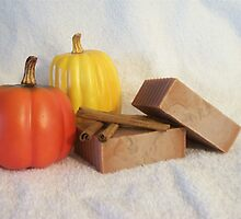 Spicy Pumpkin Soap by ranchgirl