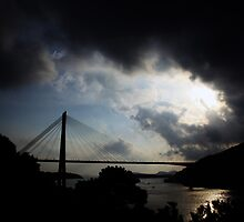 Approaching Darkness by ninadangelo