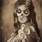 Portrait of the Dead by Paige Reynolds