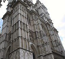 West Minister Abbey by ninadangelo