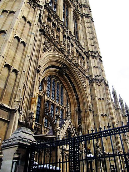 West Minister Abbey by ninadangelo