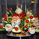 Vegetable Delight! by inglesina