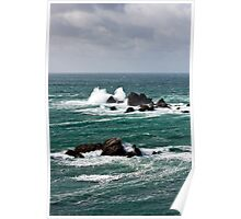 Man of War, Lizard Point Poster